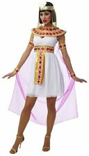"""Franco Sexy Cleopatra Dress Egyptian Queen  Costume Party Halloween New """"B"""""""