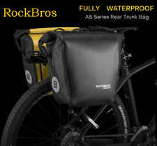 Cycling Waterproof Pannier Carrier Bag MTB Bicycle Rear Seat  Trunk pack Case
