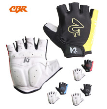 Gel Bike Half Finger Cycling Gloves Fingerless Bicycle Gloves Short