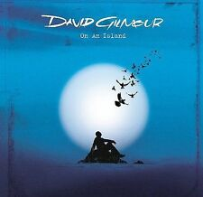 On an Island by David Gilmour [digibook] (CD, Mar-2006, Columbia (USA))