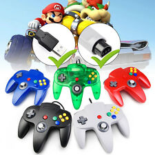 NEW Wired Nintendo 64 N64 Controller Joystick For PC & Mac & Nintendo 64 Console