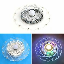 Modern Acrylic Crystal Colorful LED Ceiling Light Lamp Bedroom Home Decorate MG