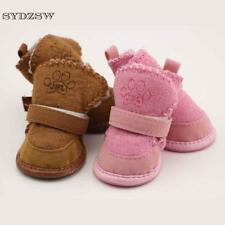 Classic Pet Shoes for Dogs Cats Winter Small Dog