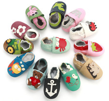 Baby Infant Toddler Soft Sole Crib Shoes Boys Girls Slippers Sneakers