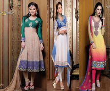 ANARKALI SALWAR KAMEEZ TRADITIONAL WEDDING DESIGNER SALWAR KAMEEZ INDIAN DRESS