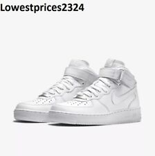 NEW NIKE AIR FORCE 1 MID '07 WHITE Classic SIZE US 9.5 AF1 07 SIZE US 9.5 SZ 9.5