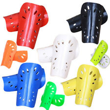 1Pair Child Adult Soccer Training Shin Guards Pads Football Protector Brace Gear