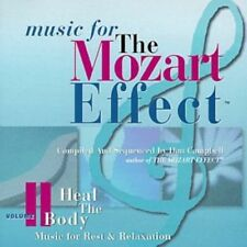 Don Campbell - Vol. 2-Heal The Body (CD Used Like New) Mozart Effect