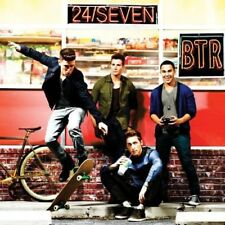 Big Time Rush - 24/Seven (CD Used Like New) Deluxe ED.