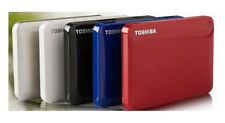 1TB Toshiba HD Storage Drive Portable Duro 2.5 3.0 External Hard HDD Disco Speed