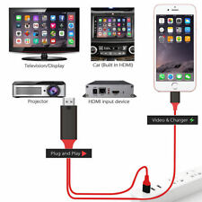 1080P MHL Micro USB MHL to HDMI Cable Adapter for Samsung S6/S7/S8 Plus & iPhone