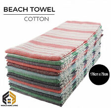 MULTIBUY DISCOUNT - TURKISH TOWEL COTTON BATH TOWEL HAMMAM SPA YOGA GYM BEACH