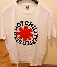RED HOT CHILI PEPPERS mens' t-shirt licensed, brand new