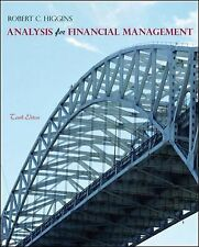 Analysis for Financial Management by Robert Higgins (2011, Paperback)
