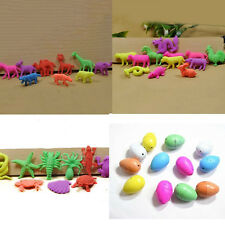 10x Magic Dino Egg Growing Hatching Dinosaur Add Water Child Inflatable KidHRAS