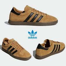 Adidas Originals TOBACCO Shoes Athletic Running Sand Black Yellow CQ2761 SZ 4-13