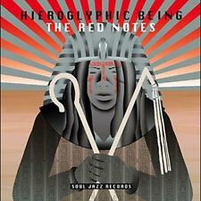 Red Notes - Being Hieroglyphic Compact Disc Free Shipping!