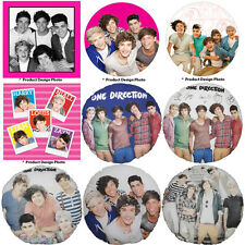 ONE DIRECTION 1D Filled Cushion Choose Your Design - Licensed Product 3