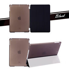 Waterproof Silicone Case for iPad mini1/2/3 Slim Magnetic PU Leather Smart Cover