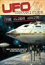 Ufo Chronicles:aliens Arrive - DVD Region 1 Free Shipping!