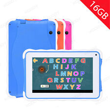 XGODY 7'' inch Google Android4.4 Tablet PC Quad Core 16GB Dual Camera Kids Child