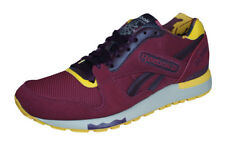 Reebok Classic GL 6000 ANE Mens Sneakers / Retro Sports Shoes - Red