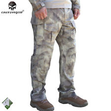 Emerson G3 Combat Pants w/ Knee Pads Military Tactical Airsoft Army A-TACS 7048