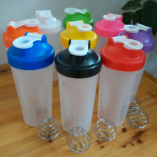 600ml Smart Shake Protein Blender Shaker Mixer Cup Bottle Drink Whisk Bottle