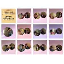 WANNA ONE Official MIRROR CARD 2nd Mini Album I Promise You Card Only Select