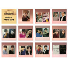 WANNA ONE Official PHOTOCARD 2nd Mini Album I Promise You Photo Card Only Select