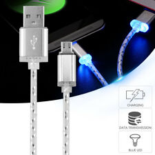 LED Light USB Charger Data Sync Cable USB Data Sync Charger Cable Charging Cord