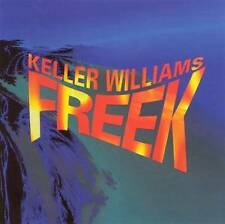 KELLER WILLIAMS FREEK CD USED LIKE NEW 1994 SELF RELEASED