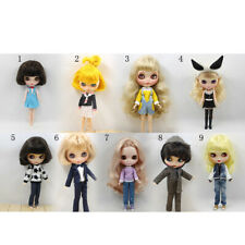 Cute Dolls Dress Outfit Clothes for 12'' Neo Blythe Azone Pullip Ob Dal Doll