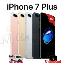 New Apple iPhone 7 Plus Unlocked 32GB 128GB 256GB AT&T TMobile Smartphone