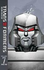 Transformers Idw Collection Phase Two Volume 7 by John Barber Hardcover Book Fre