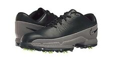 NIKE LUNAR FIRE AIR ZOOM ATTACK GOLF Black Red White SHOES Mens 853738/9