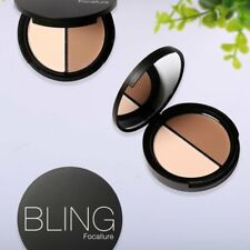 2 Colors Foundation Magic Embellish Contour Face Shadow Powder Natural Cosmetics