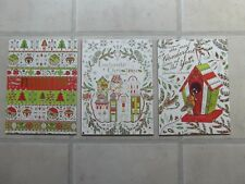 NEW: CHRISTMAS THEMED COLOURING BOOKS - ADULTS or CHILDREN -