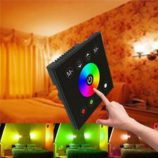 12-24V RGBW Full Color Dimmer Touch Panel Controller For RGB RGBW LED Strip GT
