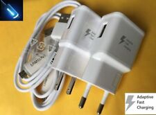 Original Fast Wall Charger LED USB Cable For Samsung Galaxy Note 4/5 S6 S7 Edge+