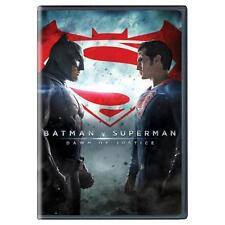Batman v Superman: Dawn of Justice (DVD, 2016, 2-Disc Set) new sealed free ship