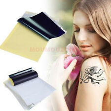 Tattoo Transfer Paper Copier Paper Stencil Carbon Thermal Tracing Hectograph A4