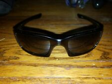 Oakley Fives Squared Polished Black 03-440 Sunglasses And OAKLEY CASE