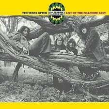 Live at the Fillmore East 1970 by Ten Years After (CD, Jul-2001, 2 Discs)