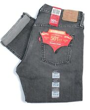 Levi's Women's 501ct Stretch Tapered Leg Button-Fly Jean Denim Black Washed NWT