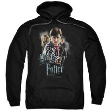 "Harry Potter ""Deathly Hollows Cast"" Hoodie or Long Sleeve T-Shirt"