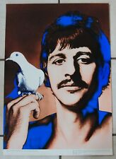 Original 1967 vintage 'Ringo Starr' Richard Avedon Poster, Near Mint, BEATLES