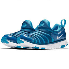 New Nike Dynamo Free PS Blue White Preschool Kids Shoes Sneakers Size 11C ~ 3Y
