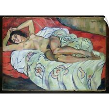 Wall Decal entitled Nude Female Reclining, 1922