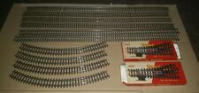 TRIANG HORNBY HO 00 GAUGE MODEL RAILWAY TRACK & POINTS SECTIONS